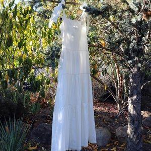 Perfect White Summer Dress